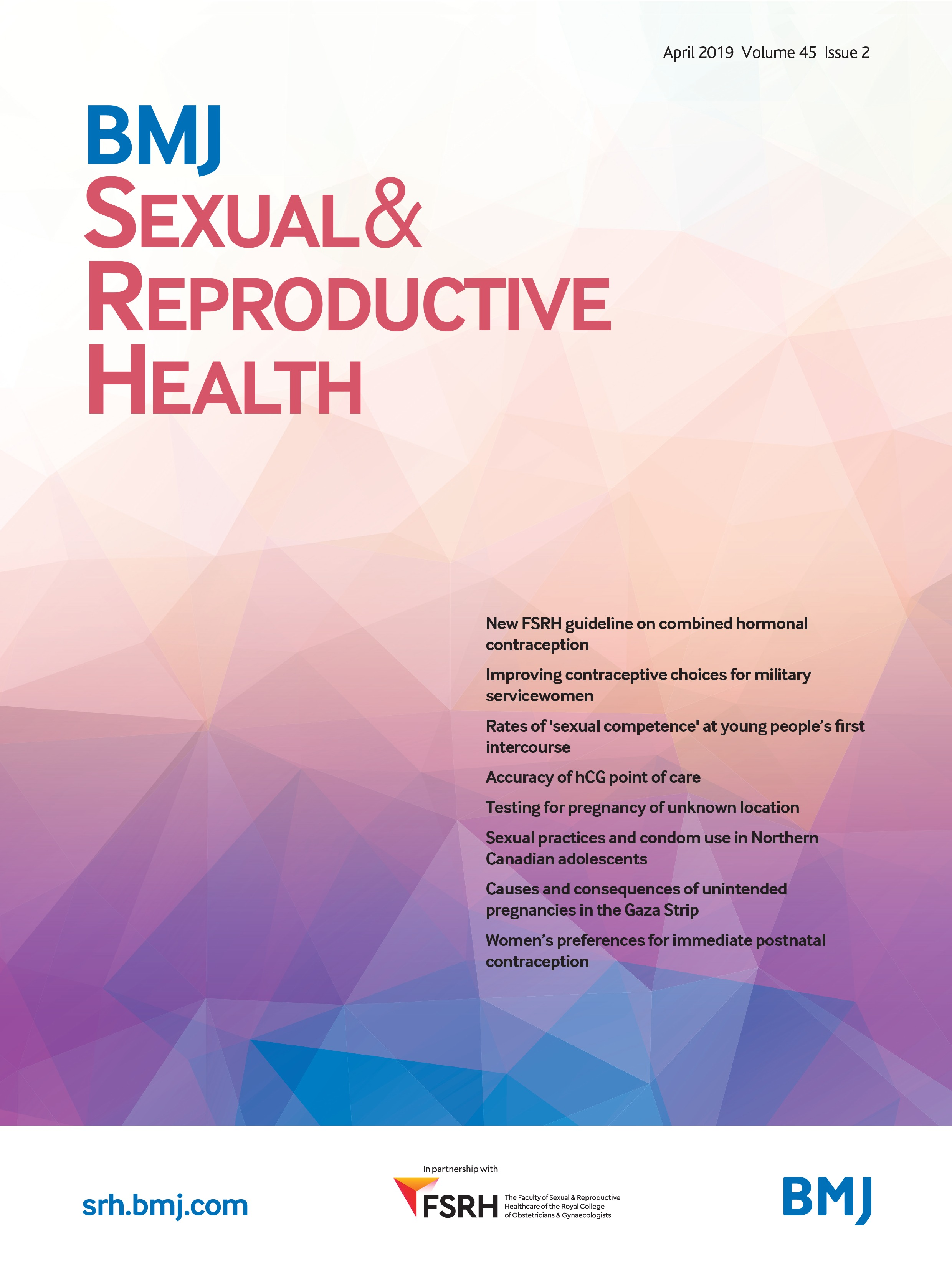 Shared decision-making | BMJ Sexual & Reproductive Health
